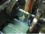 円筒研磨機