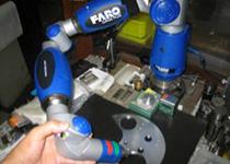 三次元測定器(FARO)