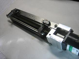 フルオーダー型電動シリンダ